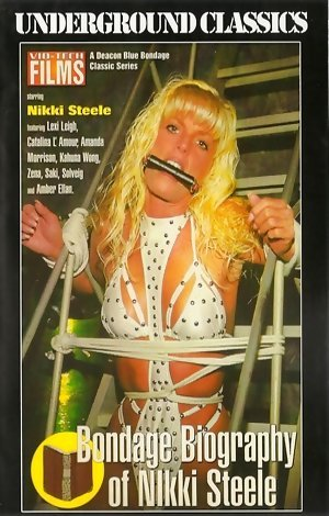 Bondage Biography Of Nikki Steele Porn Video Art