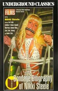 Bondage Biography Of Nikki Steele | Adult Rental