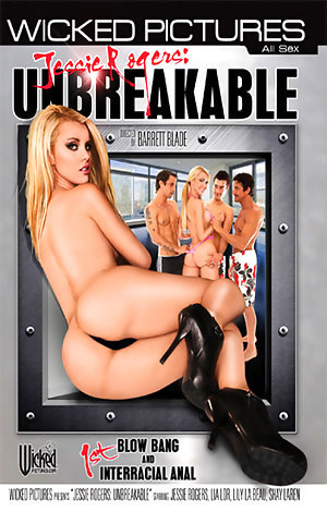 Jessie Rogers: Unbreakable Porn Video Art