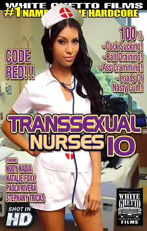 Transsexual Nurses #10 Porn Video Art