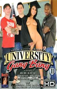University Gang Bang #11 | Adult Rental