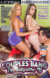 Couples Bang the Babysitter #8 | Adult Rental