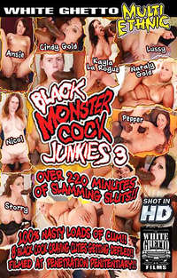 Black Monster Cock Junkies #3 | Adult Rental