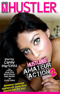 Hustler's Amateur Action #2 | Adult Rental