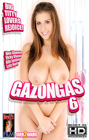 Gazongas #6 Porn Video Art