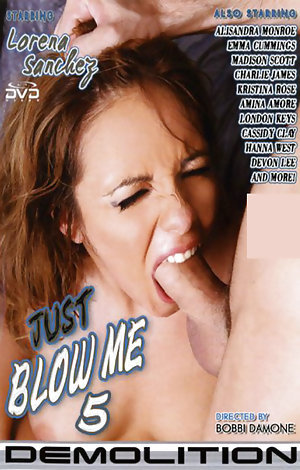 Just Blow Me #5 Porn Video