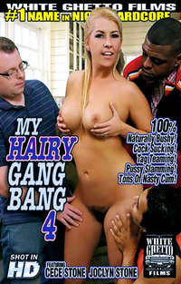 My Hairy Gangbang #4  | Adult Rental