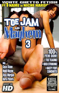 Toe Jam and Mayhem #3 | Adult Rental