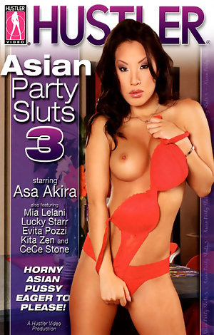 Asian Party Sluts #3  Porn Video Art