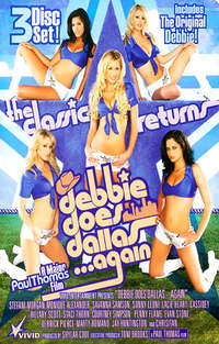 Debbie Does Dallas Again - Disc #1 | Adult Rental