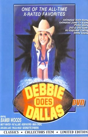 Debbie Does Dallas Porn Video Art