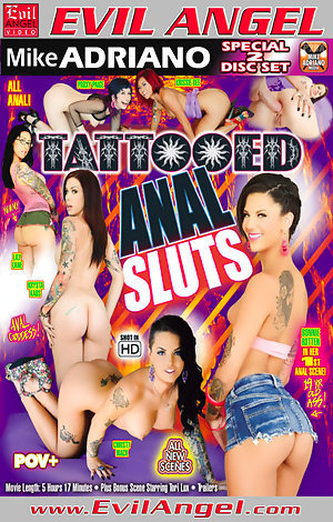 Tattooed Anal Sluts - Disc #1 Porn Video Art