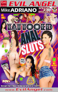 Tattooed Anal Sluts - Disc #1 | Adult Rental