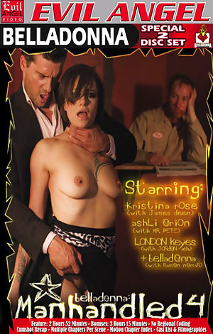 Manhandled #4 - Disc #1 Porn Video Art