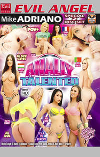 Anally Talented - Disc #1 | Adult Rental