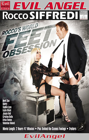 Rocco's World Feet Obsession  Porn Video Art