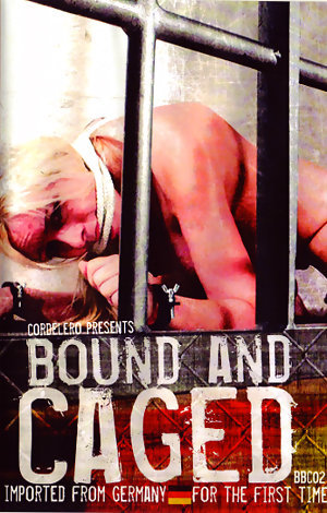 Bound and Caged Porn Video Art
