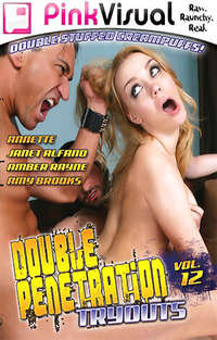 Double Penetration Tryouts #12