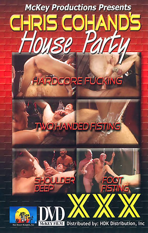 Chris Cohand's House Party Porn Video Art