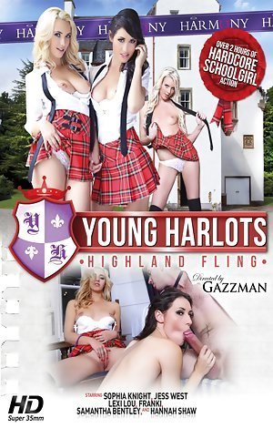 Young Harlots Highland Fling  Porn Video