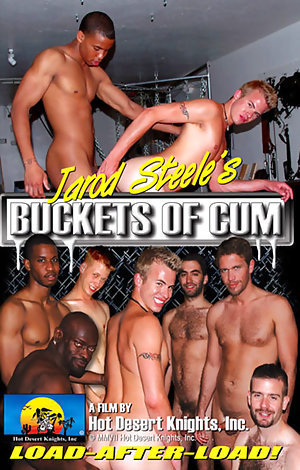Jarod Steel's Bucket of Cum  Porn Video