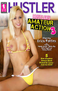 Hustler's Amateur Action #3 | Adult Rental
