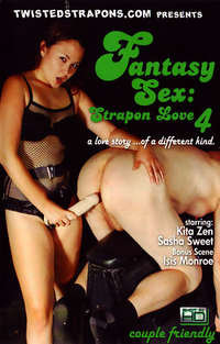 Fantasy Sex: Strap On Love #4