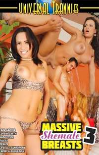 Massive Shemale Breasts #3 | Adult Rental