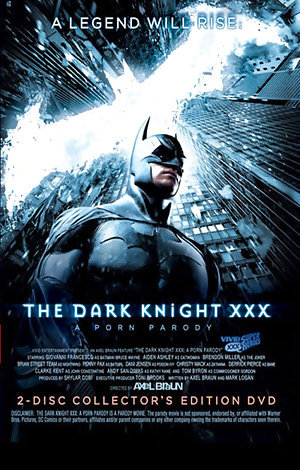 The Dark Knight XXX : A Parody - Disc #1 Porn Video Art