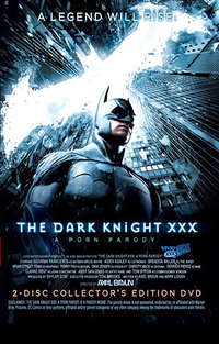 The Dark Knight XXX : A Parody - Disc #2 (Bonus) | Adult Rental