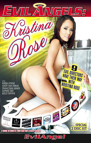 Evil Angels: Kristina Rose - Disc #2 Porn Video Art