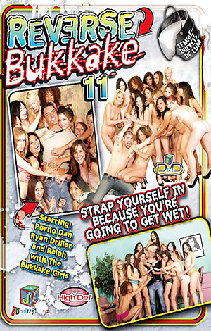 Reverse Bukkake #11 Porn Video Art