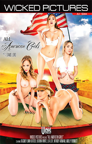 All American Girls Porn Video Art