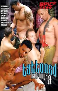 Tattooed Bad Boys #3	 | Adult Rental