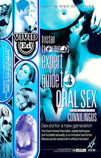 Tristan Taormino's Expert Guide To Oral Sex - Cunnilingus