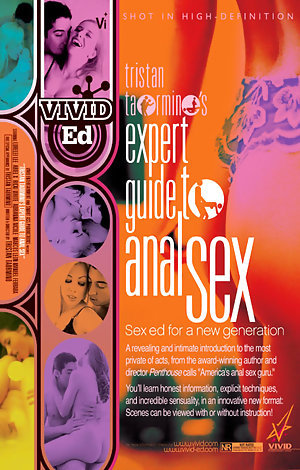 Tristan Taormino's Expert Guide To Anal Sex Porn Video Art