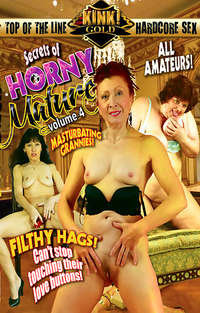 Secrets Of Horny Mature #4 | Adult Rental