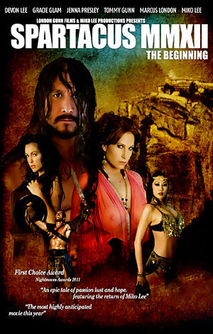 Spartacus MMXII :The Beginning - Disc #2 (Special Features) Porn Video Art