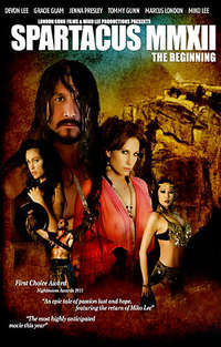 Spartacus MMXII :The Beginning - Disc #2 (Special Features) | Adult Rental