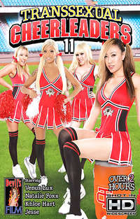 Transsexual Cheerleaders #11