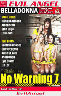 Belladonna: No Warning #7 - Disc #1 | Adult Rental