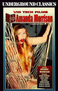 Bondage Biography of Amanda Morrison | Adult Rental