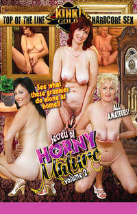 Secrets Of Horny Mature #2