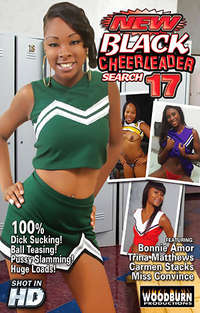 Black Cheerleader Search #17 | Adult Rental
