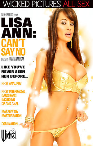 Lisa Ann: Can't Say No Porn Video Art