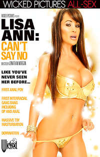 Lisa Ann: Can't Say No