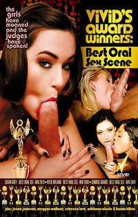 Vivid's Award Winners: Best Oral Sex Scene