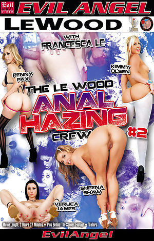 The Le Wood Anal Hazing Crew #2 Porn Video
