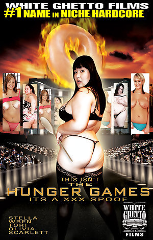 This Isn't The Hunger Games It's a XXX Spoof Porn Video Art