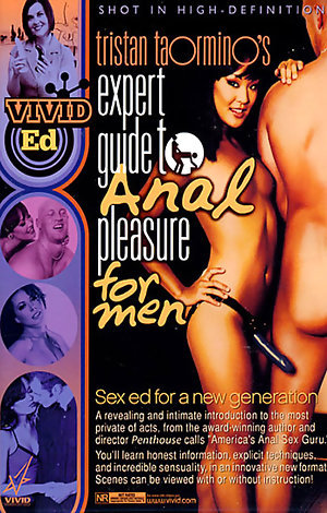 Tristan Taormino's Expert Guide to Anal Pleasure For Men Porn Video Art